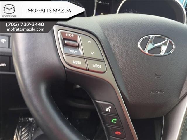 2017 Hyundai Santa Fe Sport 2.0T SE (Stk: 27544) in Barrie - Image 20 of 26
