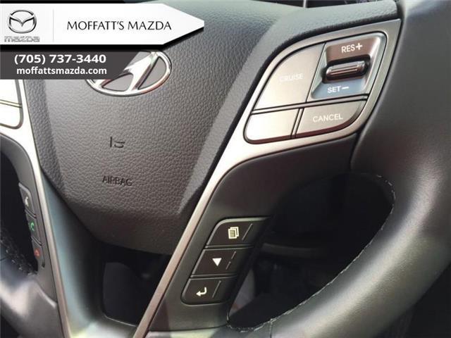 2017 Hyundai Santa Fe Sport 2.0T SE (Stk: 27544) in Barrie - Image 21 of 26