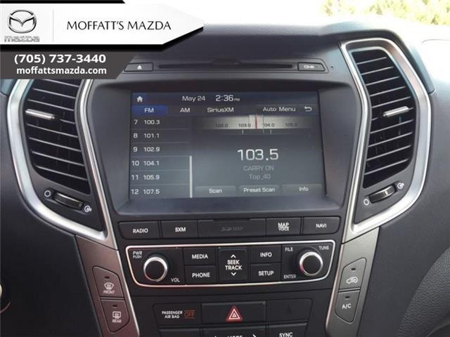 2017 Hyundai Santa Fe Sport 2.0T SE (Stk: 27544) in Barrie - Image 22 of 26