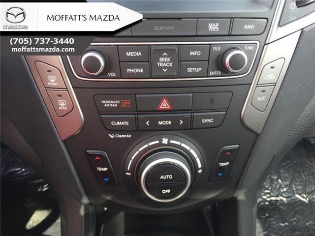 2017 Hyundai Santa Fe Sport 2.0T SE (Stk: 27544) in Barrie - Image 23 of 26