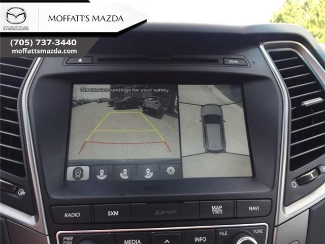 2017 Hyundai Santa Fe Sport 2.0T SE (Stk: 27544) in Barrie - Image 25 of 26