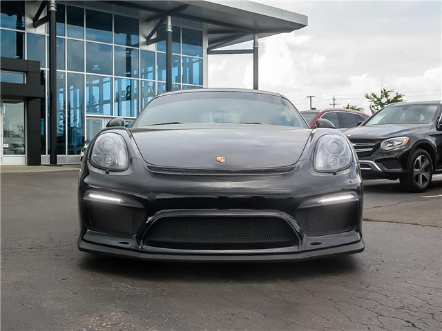 2016 Porsche Cayman GT4 (Stk: K3859) in Kitchener - Image 2 of 21