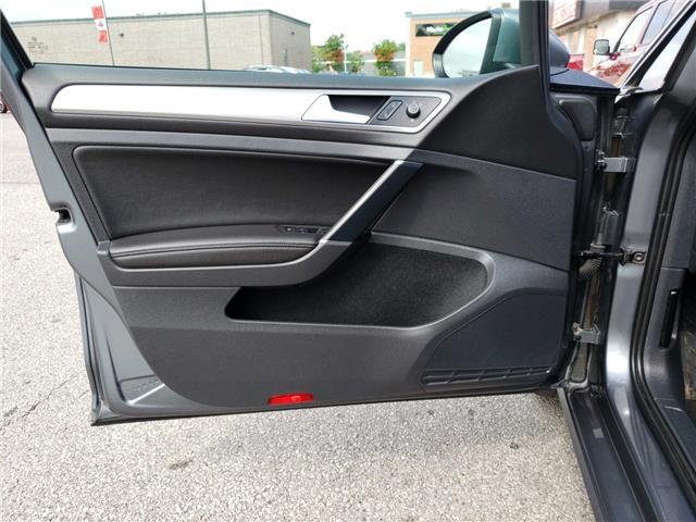 2016 Volkswagen Golf Sportwagon 1.8 TSI Comfortline (Stk: GM523201) in Sarnia - Image 8 of 23