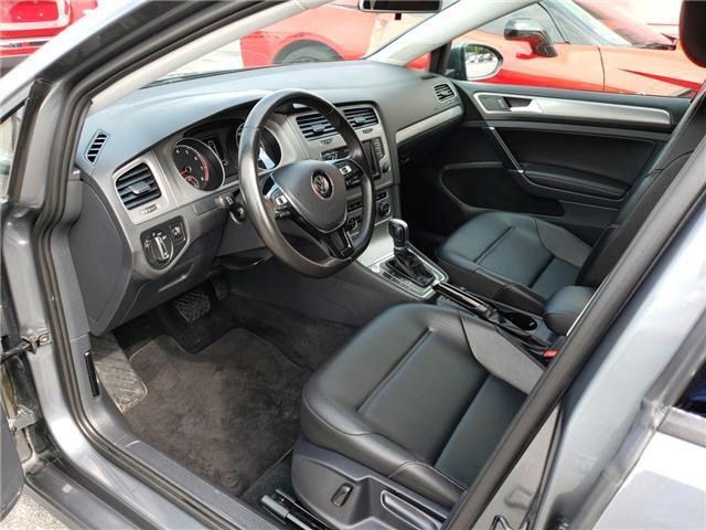 2016 Volkswagen Golf Sportwagon 1.8 TSI Comfortline (Stk: GM523201) in Sarnia - Image 9 of 23