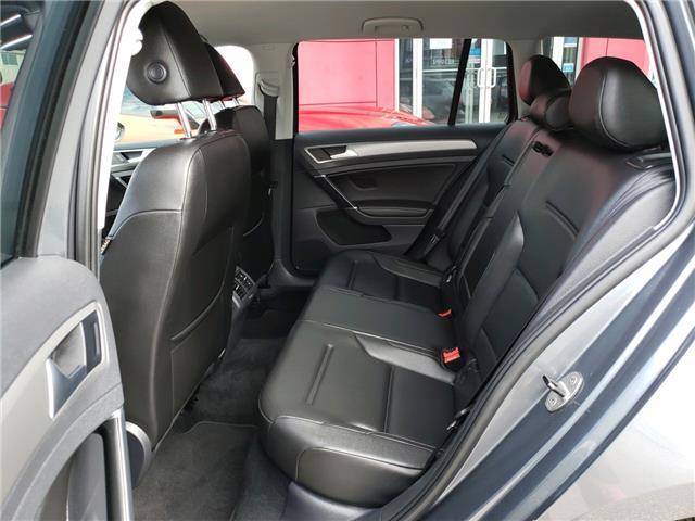 2016 Volkswagen Golf Sportwagon 1.8 TSI Comfortline (Stk: GM523201) in Sarnia - Image 11 of 23