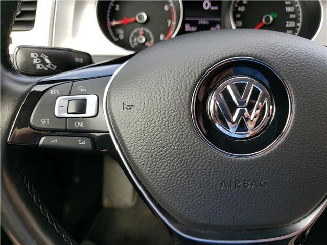2016 Volkswagen Golf Sportwagon 1.8 TSI Comfortline (Stk: GM523201) in Sarnia - Image 16 of 23