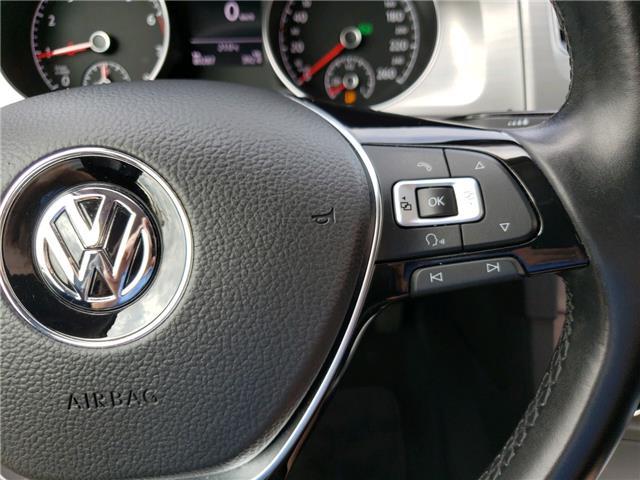 2016 Volkswagen Golf Sportwagon 1.8 TSI Comfortline (Stk: GM523201) in Sarnia - Image 17 of 23