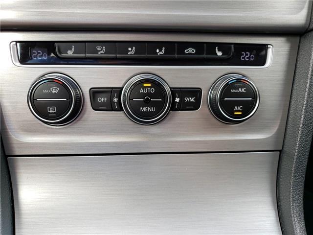 2016 Volkswagen Golf Sportwagon 1.8 TSI Comfortline (Stk: GM523201) in Sarnia - Image 19 of 23