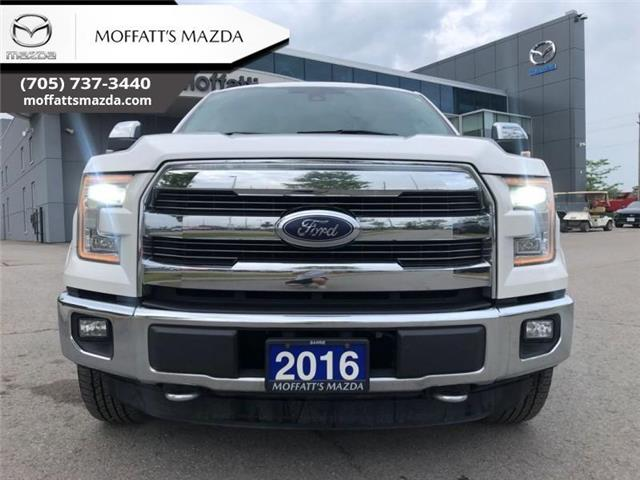 2016 Ford F-150 Lariat (Stk: 27665A) in Barrie - Image 12 of 30
