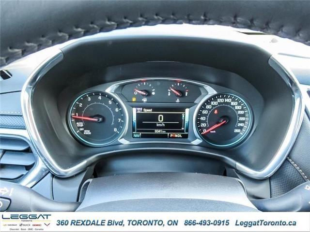 2018 Chevrolet Equinox Premier (Stk: 317128) in Etobicoke - Image 29 of 30