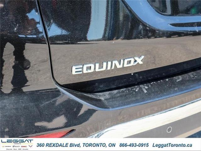 2019 Chevrolet Equinox Premier (Stk: 120198) in Etobicoke - Image 19 of 21