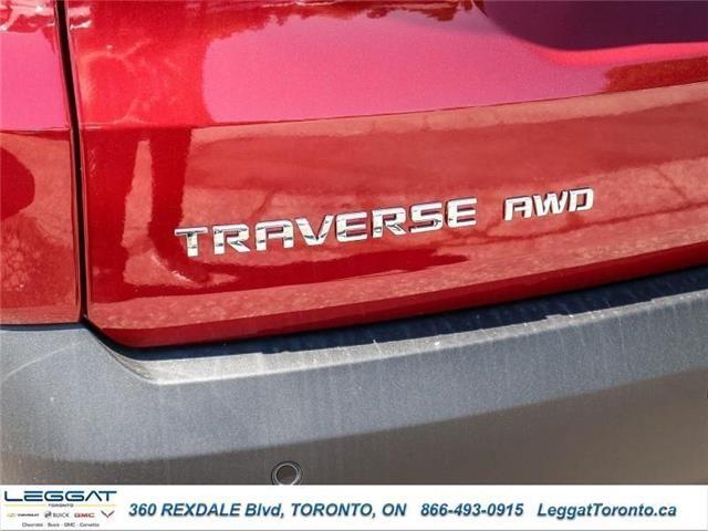 2019 Chevrolet Traverse 3LT (Stk: 279623) in Etobicoke - Image 17 of 19