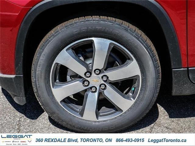 2019 Chevrolet Traverse 3LT (Stk: 279623) in Etobicoke - Image 18 of 19