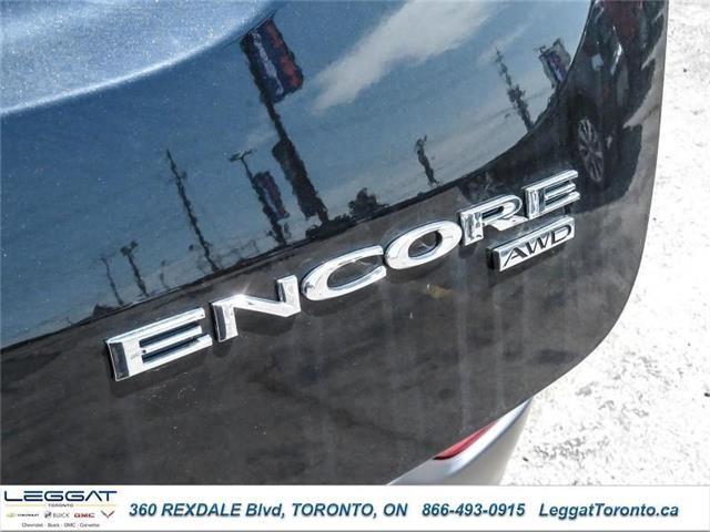 2019 Buick Encore Sport Touring (Stk: 834480) in Etobicoke - Image 20 of 25
