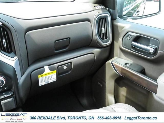 2019 GMC Sierra 1500 SLT (Stk: 302365) in Etobicoke - Image 14 of 27