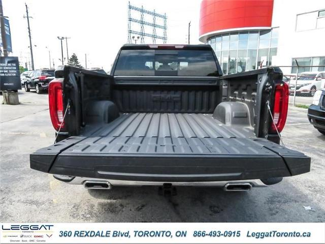2019 GMC Sierra 1500 SLT (Stk: 302365) in Etobicoke - Image 20 of 27