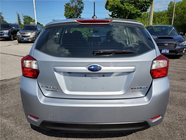 2016 Subaru Impreza 2.0i (Stk: 19S895A) in Whitby - Image 4 of 25