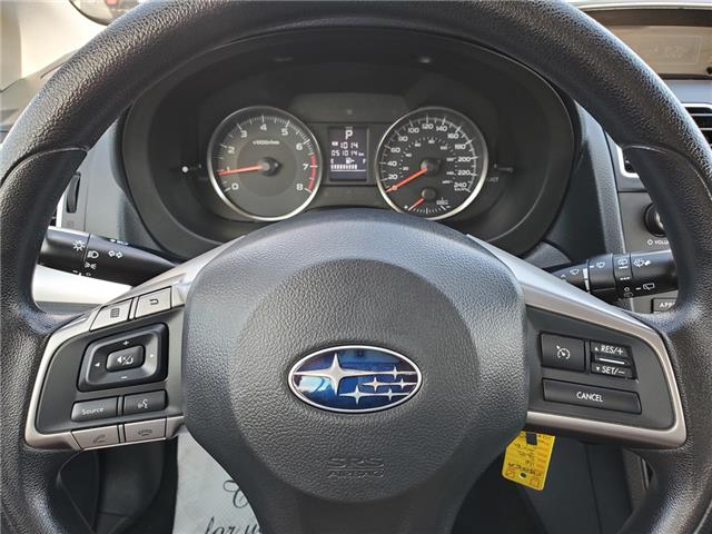 2016 Subaru Impreza 2.0i (Stk: 19S895A) in Whitby - Image 14 of 25