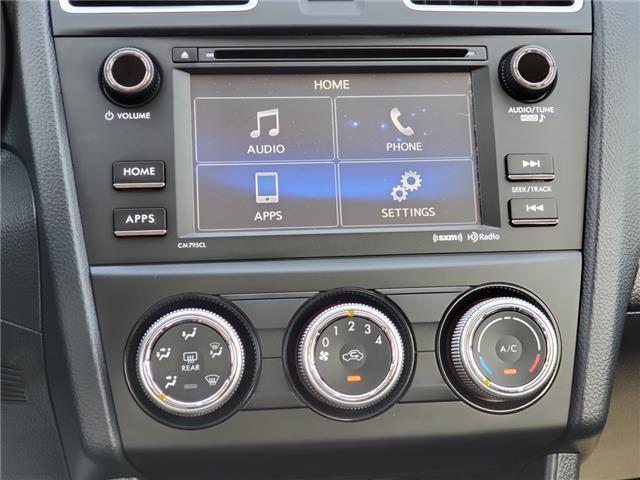 2016 Subaru Impreza 2.0i (Stk: 19S895A) in Whitby - Image 15 of 25