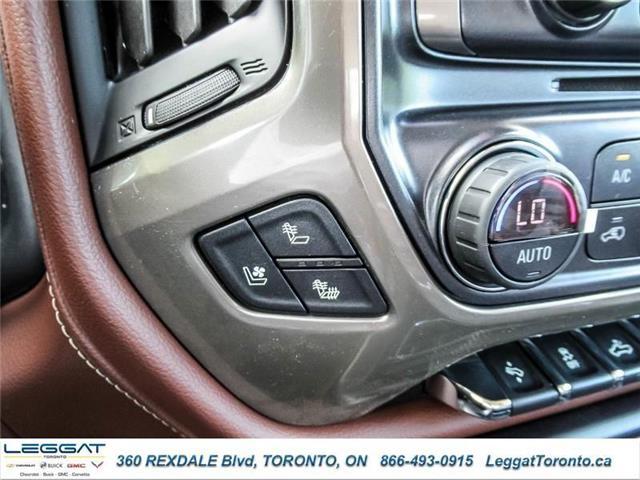 2019 Chevrolet Silverado 3500HD High Country (Stk: 271989) in Etobicoke - Image 22 of 22
