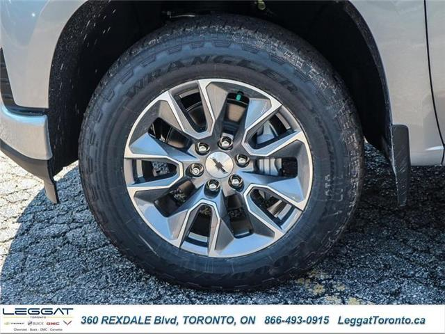2019 Chevrolet Silverado 1500 RST (Stk: 360768) in Etobicoke - Image 20 of 21
