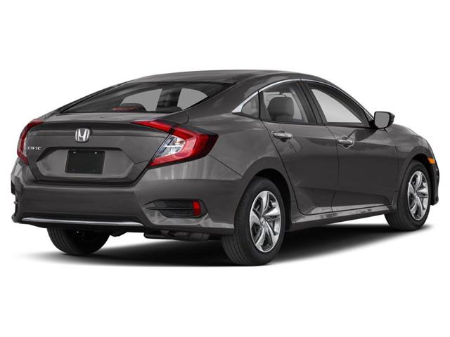 2019 Honda Civic LX (Stk: 58572) in Scarborough - Image 3 of 9