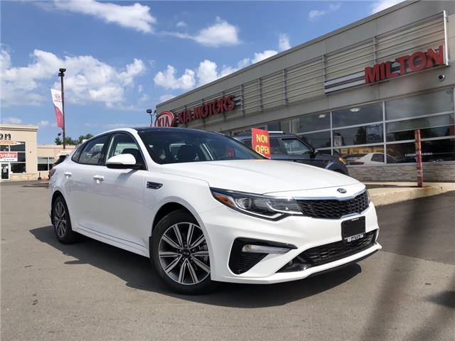 2020 Kia Optima EX+ (Stk: 381843) in Milton - Image 1 of 19