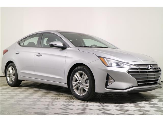2020 Hyundai Elantra Preferred w/Sun & Safety Package (Stk: 194812) in Markham - Image 1 of 22