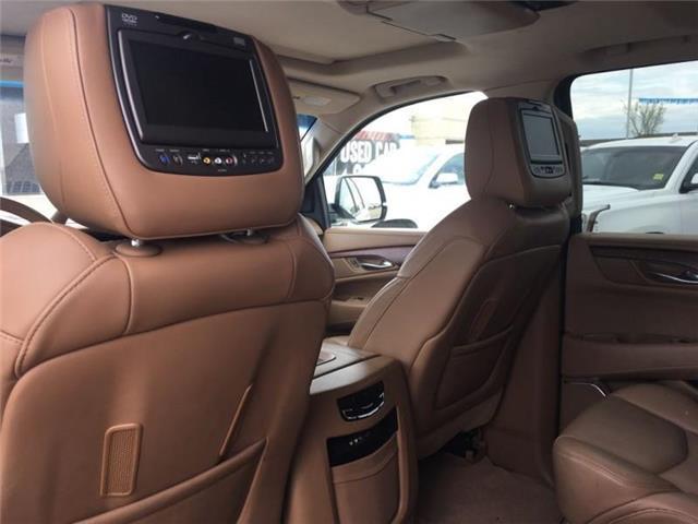 2016 Cadillac Escalade Platinum (Stk: 168238) in Medicine Hat - Image 26 of 33