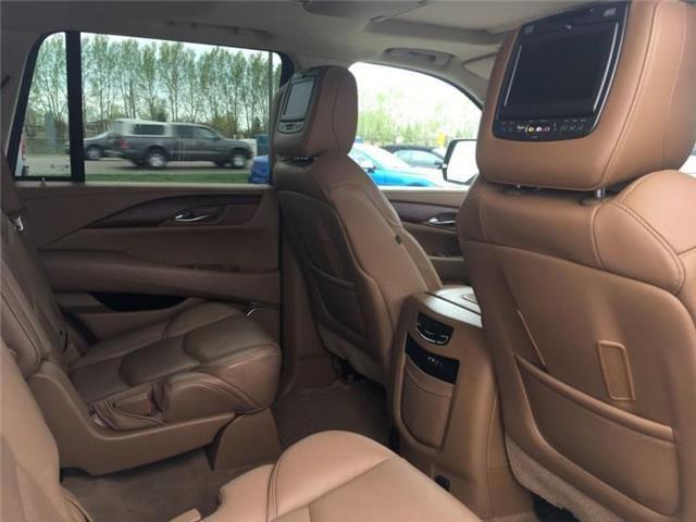 2016 Cadillac Escalade Platinum (Stk: 168238) in Medicine Hat - Image 28 of 33
