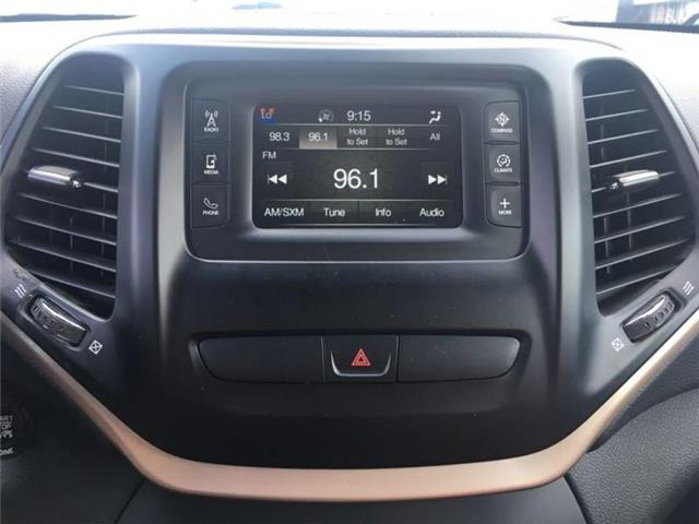 2015 Jeep Cherokee North (Stk: 177189) in Medicine Hat - Image 17 of 26