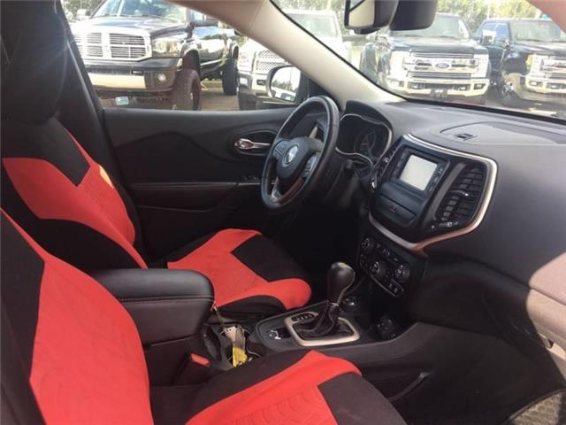 2015 Jeep Cherokee North (Stk: 177189) in Medicine Hat - Image 25 of 26