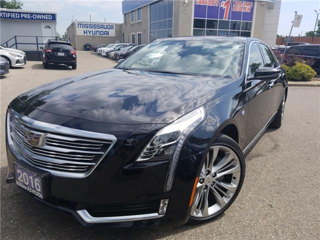 2016 Cadillac CT6 3.0L Twin Turbo Platinum (Stk: 39827A) in Mississauga - Image 1 of 20