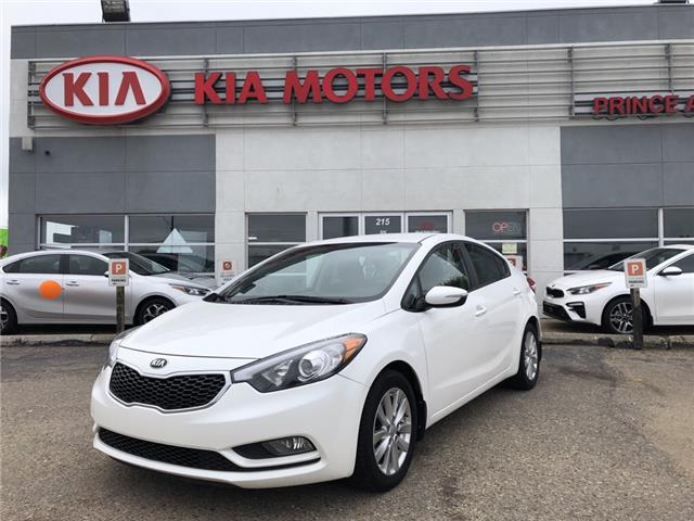 2015 Kia Forte 1.8L LX+ (Stk: 39151A) in Prince Albert - Image 1 of 18