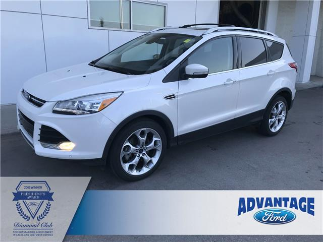 2015 Ford Escape Titanium (Stk: K-1096A) in Calgary - Image 1 of 22