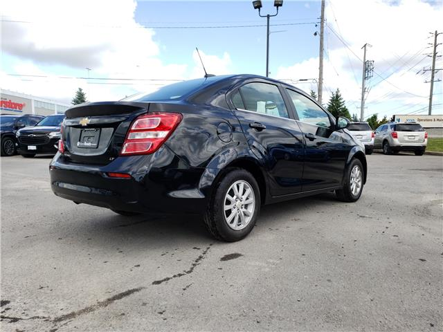 2018 Chevrolet Sonic LT Auto (Stk: N13512) in Newmarket - Image 5 of 23