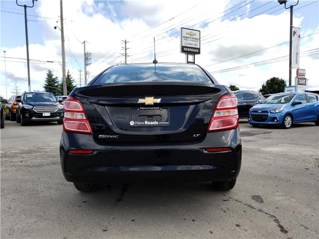 2018 Chevrolet Sonic LT Auto (Stk: N13512) in Newmarket - Image 6 of 23
