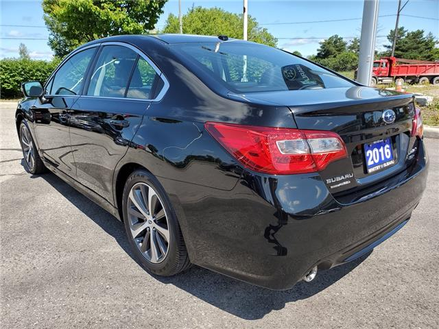 2016 Subaru Legacy 3.6R Limited Package (Stk: 19S268A) in Whitby - Image 3 of 27