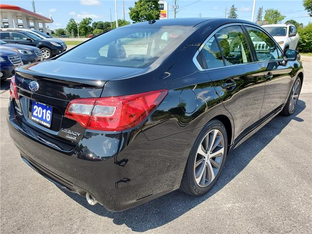 2016 Subaru Legacy 3.6R Limited Package (Stk: 19S268A) in Whitby - Image 5 of 27