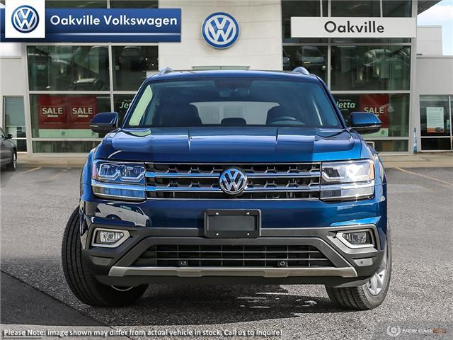 2019 Volkswagen Atlas 3.6 FSI Highline (Stk: 21521) in Oakville - Image 2 of 23