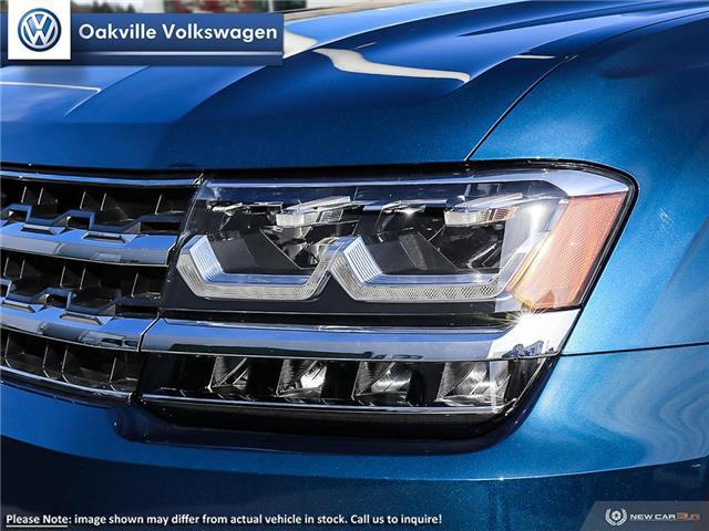 2019 Volkswagen Atlas 3.6 FSI Highline (Stk: 21521) in Oakville - Image 10 of 23