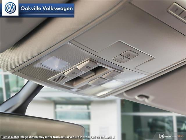 2019 Volkswagen Atlas 3.6 FSI Highline (Stk: 21521) in Oakville - Image 19 of 23