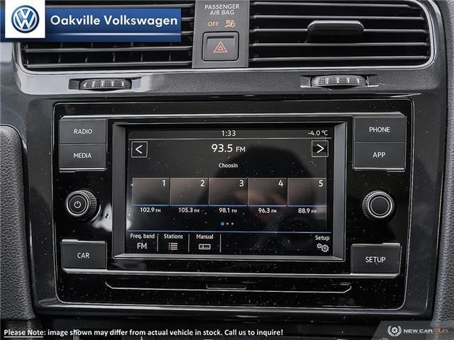 2019 Volkswagen Golf 1.4 TSI Comfortline (Stk: 21526) in Oakville - Image 18 of 23