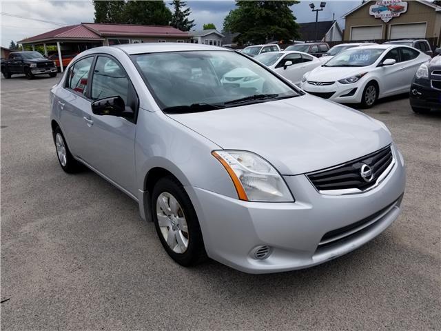 2010 Nissan Sentra 2.0 (Stk: ) in Kemptville - Image 1 of 16