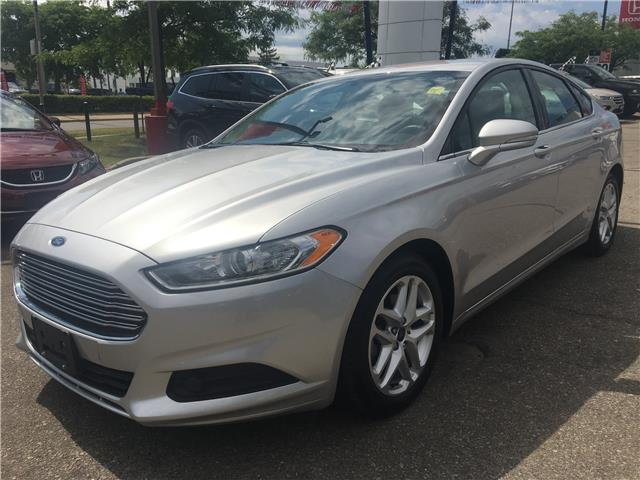 2016 Ford Fusion SE (Stk: CP0195) in Mississauga - Image 1 of 20