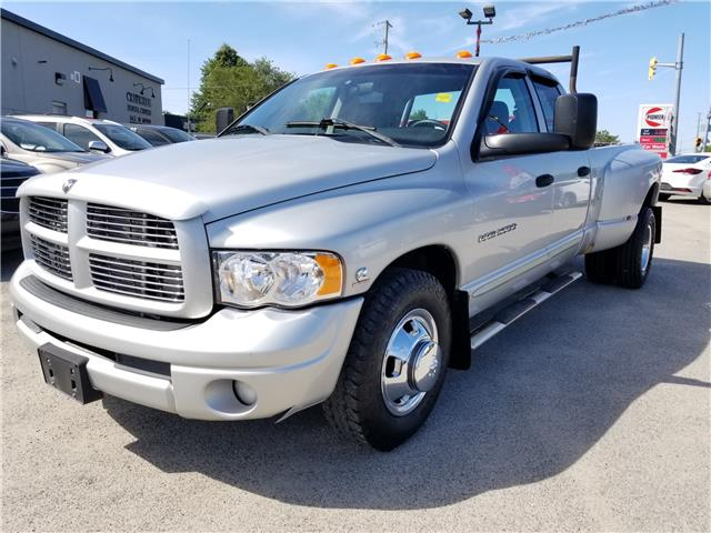 2004 Dodge Ram 3500 SLT/Laramie (Stk: ) in Kemptville - Image 1 of 17
