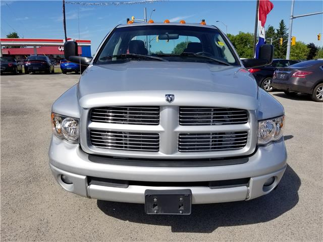 2004 Dodge Ram 3500 SLT/Laramie (Stk: ) in Kemptville - Image 2 of 17