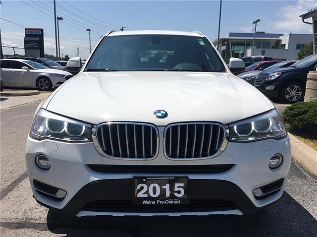 2015 BMW X3 xDrive28i (Stk: 1763W) in Oakville - Image 2 of 31
