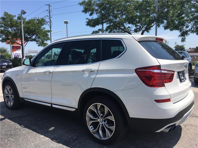 2015 BMW X3 xDrive28i (Stk: 1763W) in Oakville - Image 5 of 31