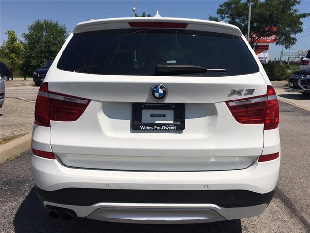 2015 BMW X3 xDrive28i (Stk: 1763W) in Oakville - Image 6 of 31